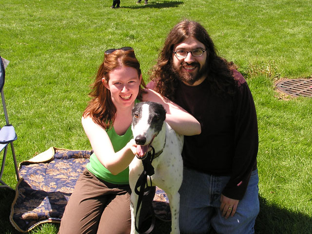 Sarah Jim and Floyd 2